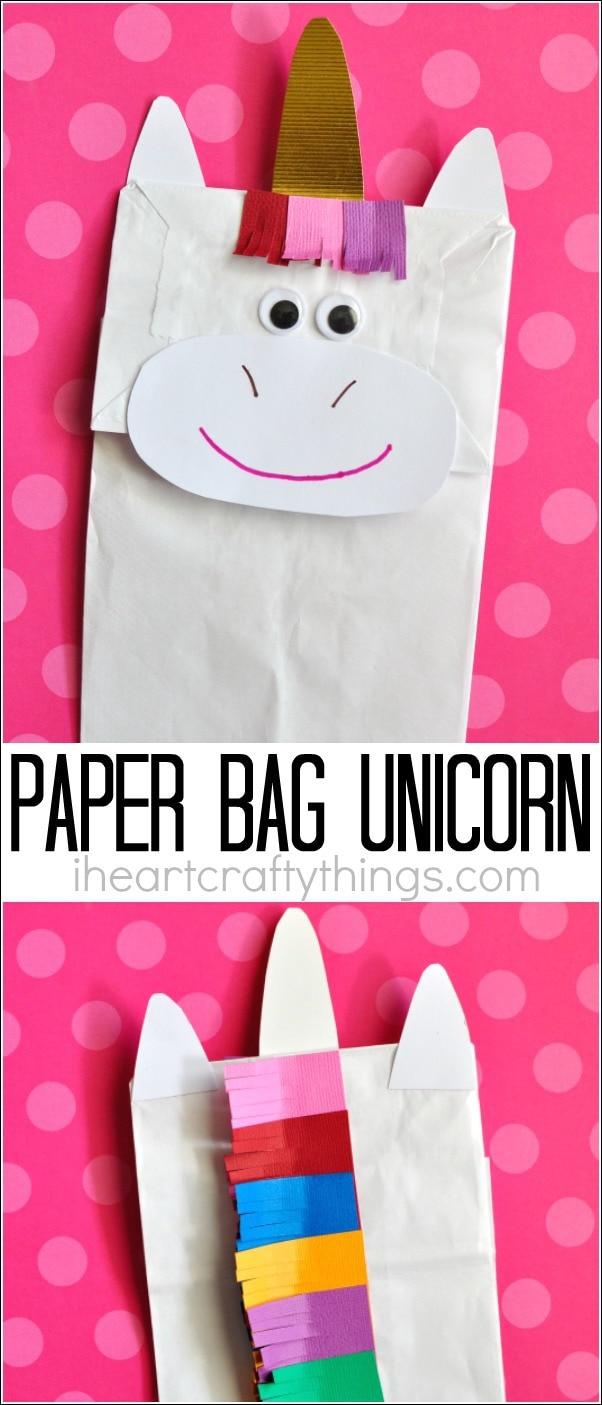paper-bag-unicorn-craft