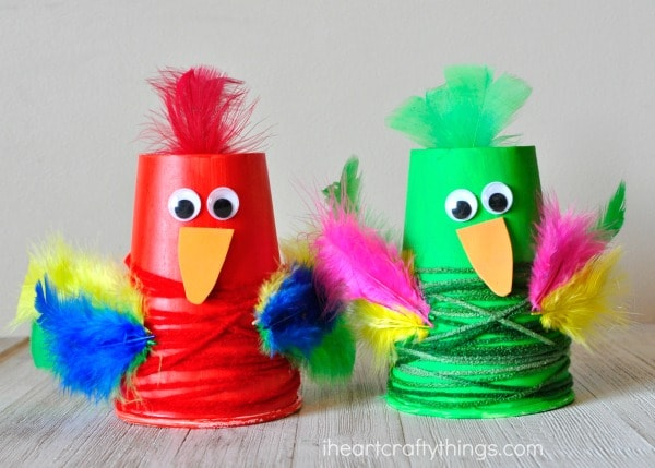 paper-cup-parrot-craft-3