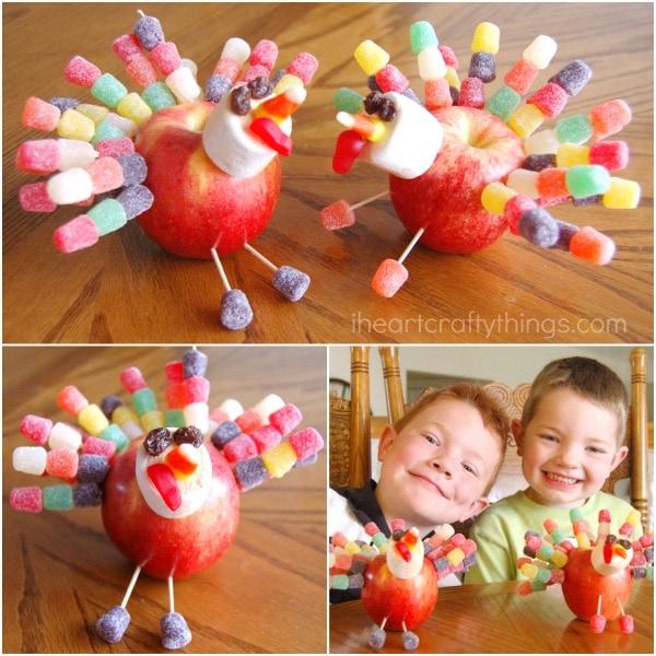 thanksgiving-apple-turkey-craft-2