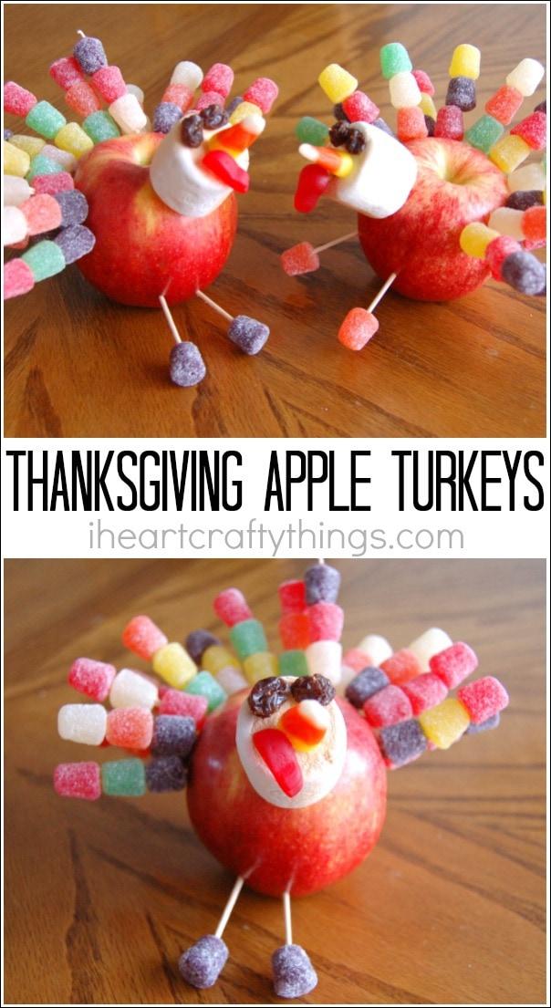 thanksgiving-apple-turkey-craft