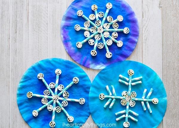 coffee-filter-snowflake-craft-3