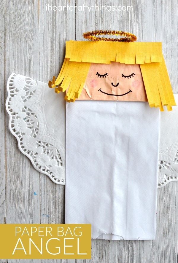 paper-bag-angel-craft