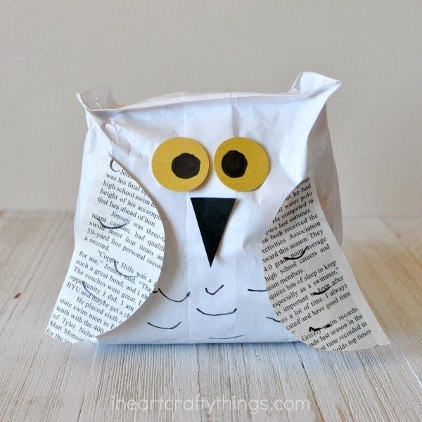 paper-bag-snowy-owl-craft-2