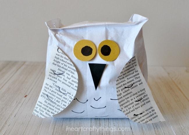 paper-bag-snowy-owl-craft-4