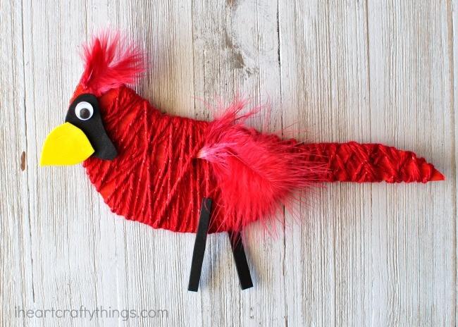 yarn-wrapped-cardinal-craft-3