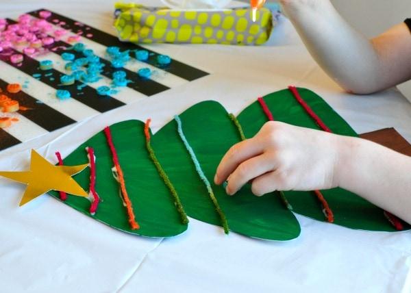 pasta-christmas-tree-craft-7