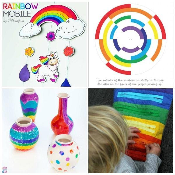 Rainbow for kids bahrain