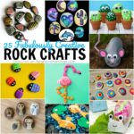25 Creative Rock Crafts Kids Will Love!