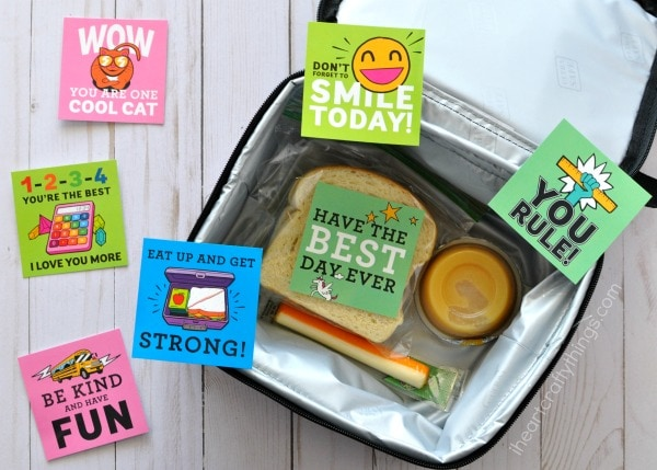 Use these printable back-to-school crowns and the Best Day List to have the best first day of school.