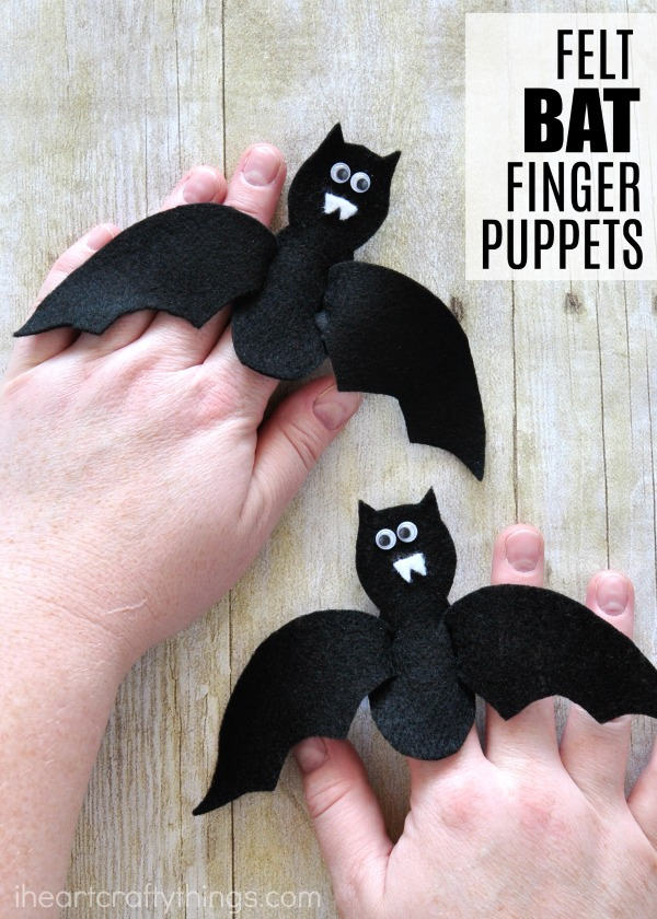 Do You Love Playful Finger Puppet Crafts If So Ll These Colorful Felt Bird Puppets Or Our Erfly Here S Another Fun