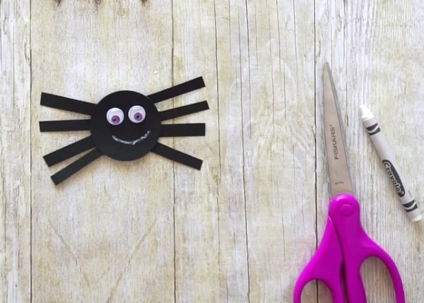 Simple And Playful Spider Web Craft I Heart Crafty Things