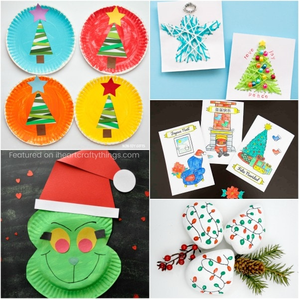 Preferenza 50+ Christmas Arts and Crafts Ideas | I Heart Crafty Things AT42