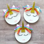 How to Make a Unicorn Christmas Ornament