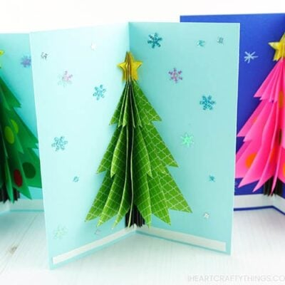 How to Make a 3D Christmas Card