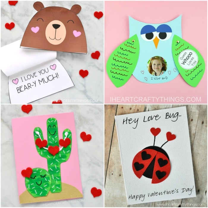 40 Of The Best Valentine S Day Crafts For Kids