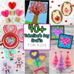 40+ of the Best Valentine's Day Crafts for Kids