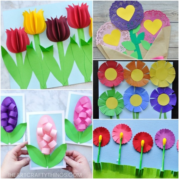 Arts And Crafts Easy Ideas For Kids