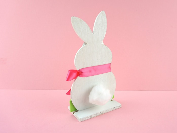 Adorable Bunny Photo Frame Easy Easter Keepsake Craft For Kids To Make