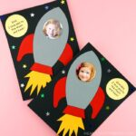 Dad and Grandpa will love getting this easy Father's Day craft idea this year for a Father's Day gift. Simple craft for preschoolers and kids of all ages.
