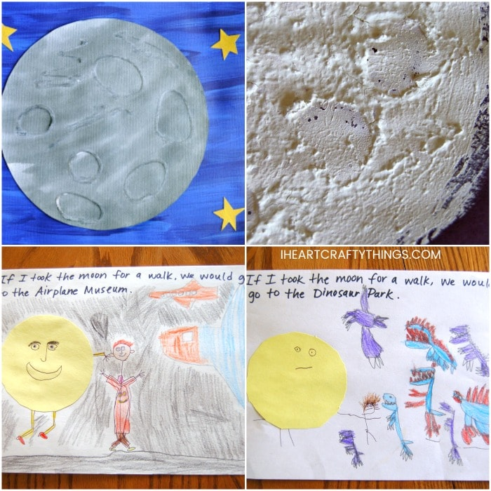 15 Space Crafts For Kids Easy Crafts For Preschoolers And