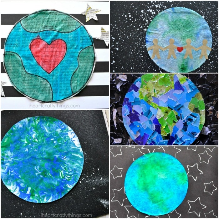 Earth Day Art Ideas For Kindergarten