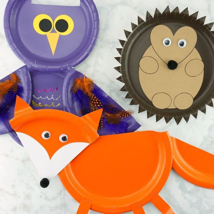 How To Make A Paper Plate Sloth Craft Free Template