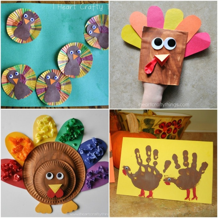Fun And Easy Thanksgiving Crafts For Kids Best Ideas For Kids Of All Ages