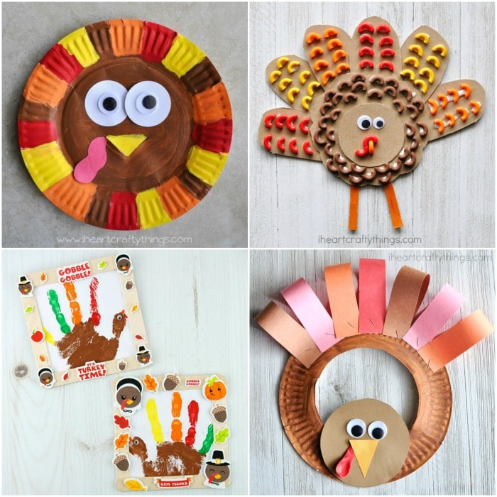 Fun And Easy Thanksgiving Crafts For Kids Best Ideas For