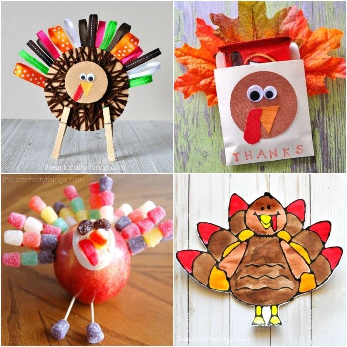 Thanksgiving ideas for kids