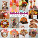 35 Thanksgiving crafts for kids
