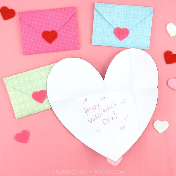 Origami Heart Envelope - Origami Easy - YouTube | 700x700