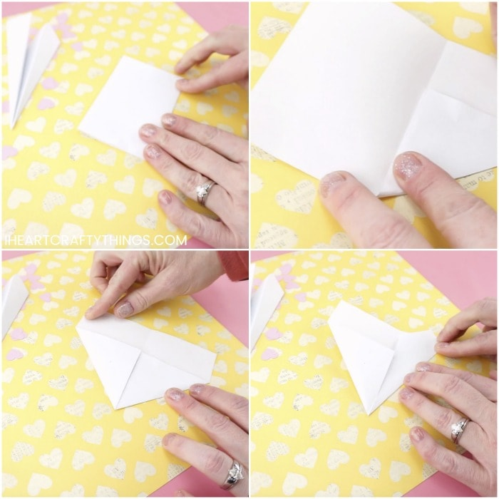 HOW TO MAKE ORIGAMI BLOSSOM HEARTS. — Gathering Beauty | 700x700