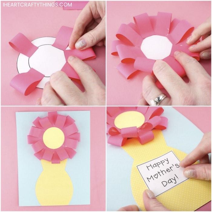 Colors Paper: How to make Paper Flower Vase - Mini 3D Origami Vase   700x700