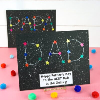 Father's Day Constellation Craft
