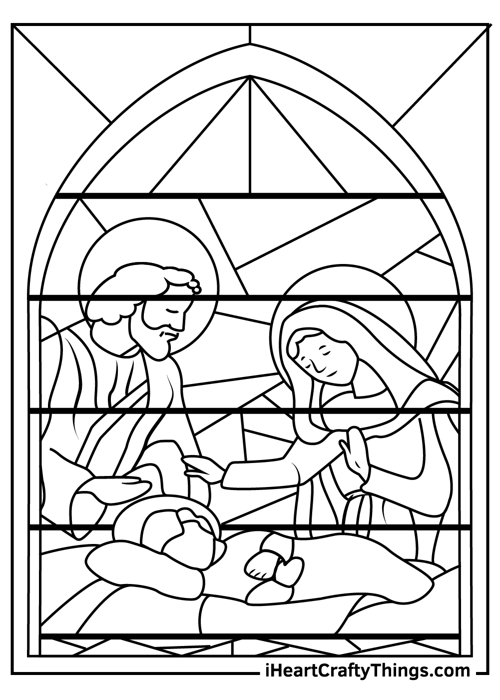 free religious easter coloring pages to print