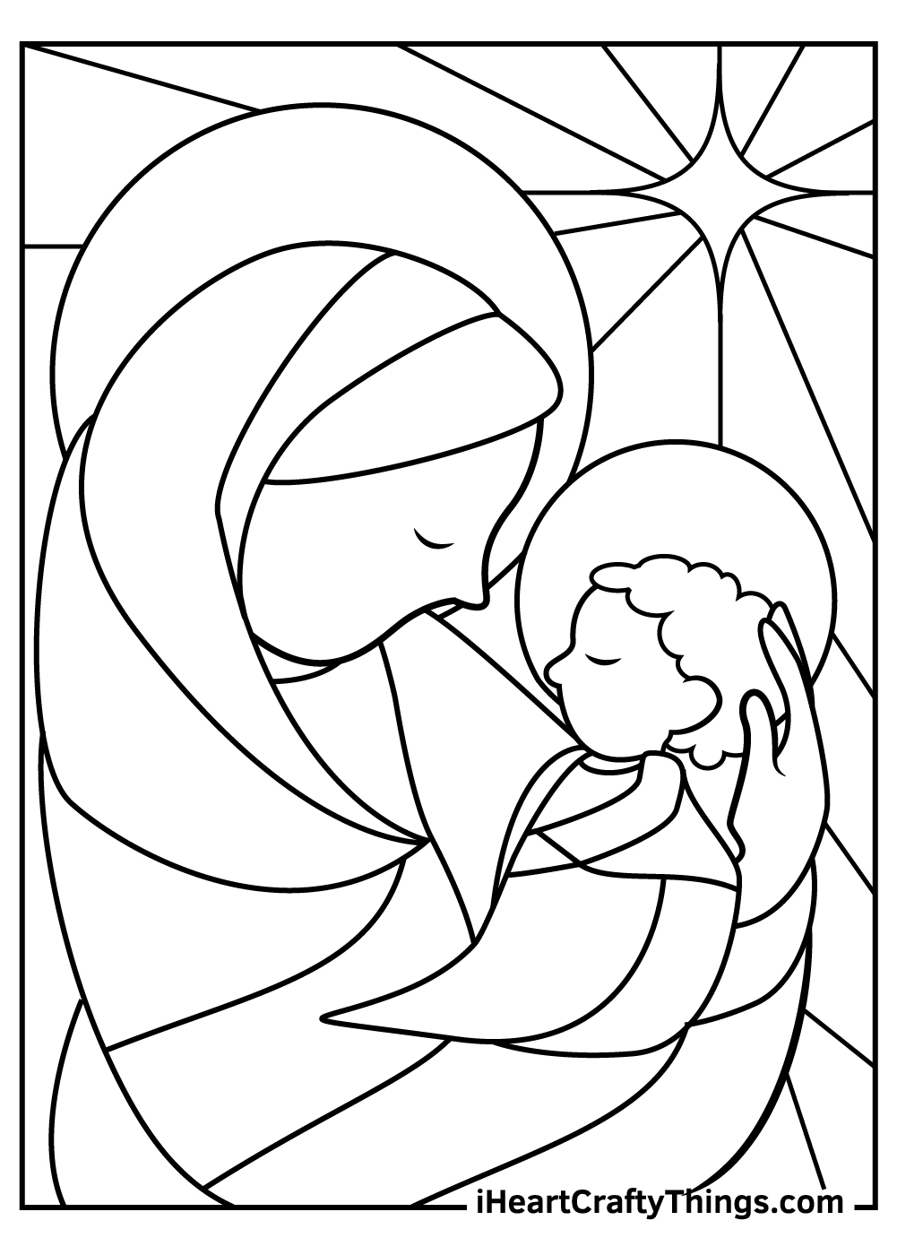 religious easter coloring pages for kids