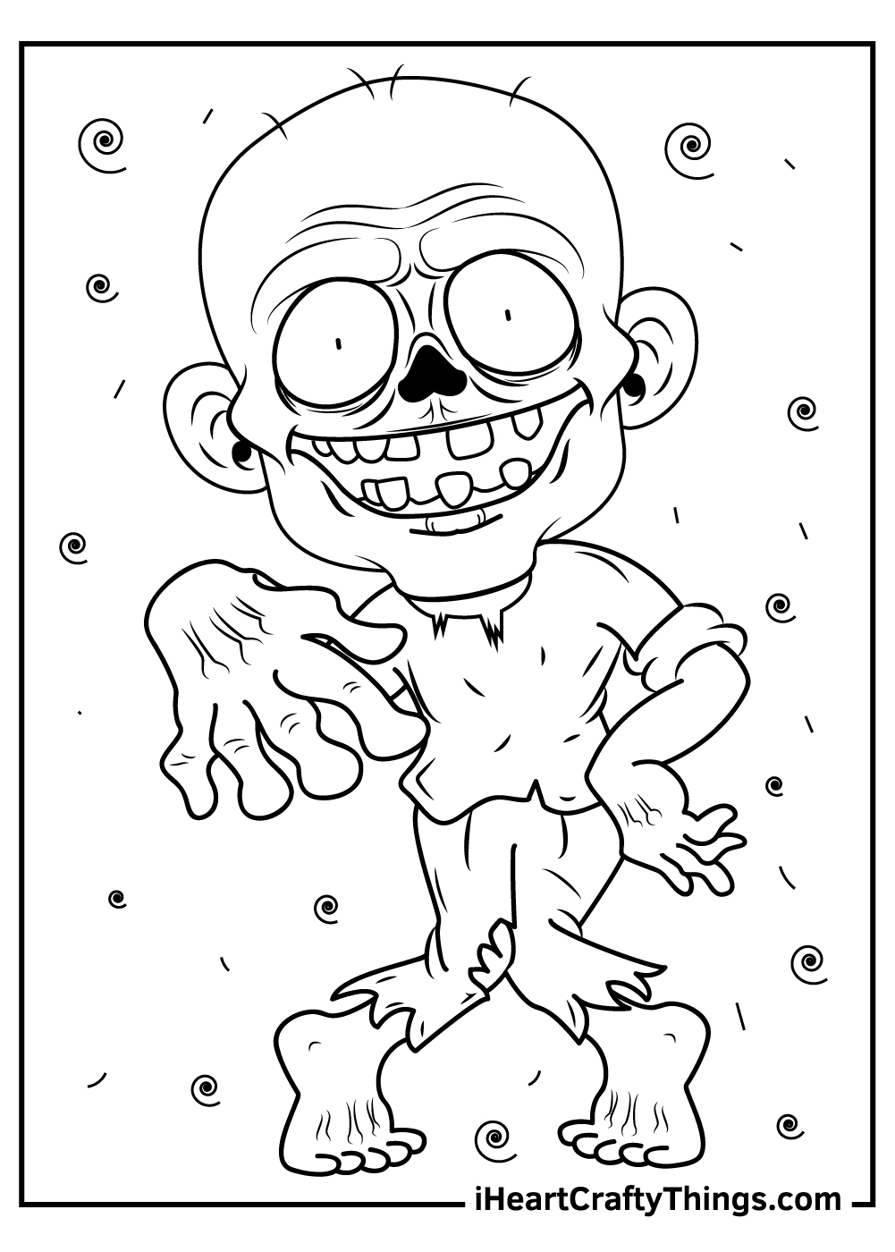 plants vs zombie free coloring pages