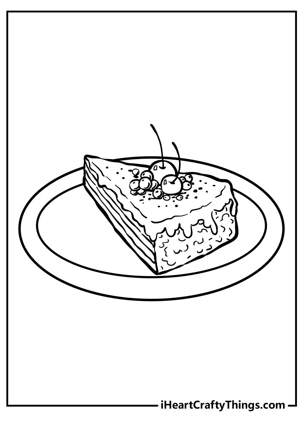 strawberry short cake coloring pages