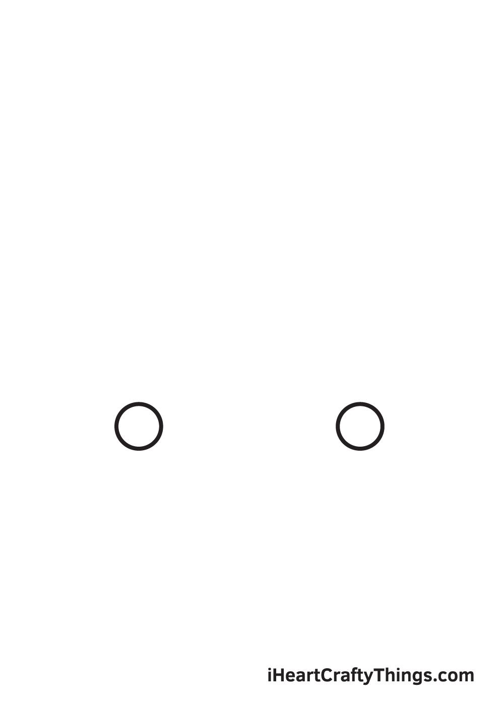 car drawing – step 1