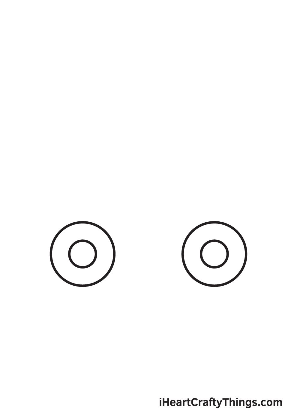 car drawing – step 2