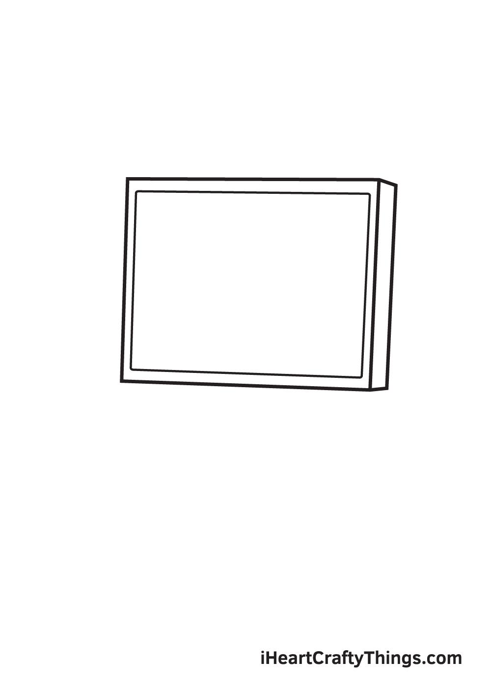 computer drawing - step 2
