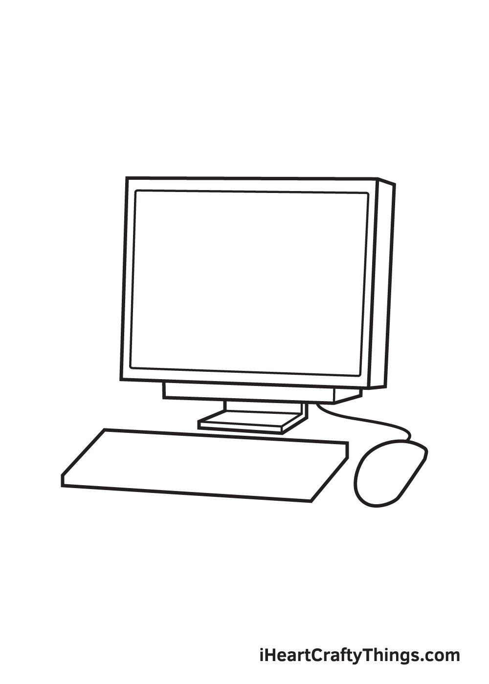 computer drawing - step 5