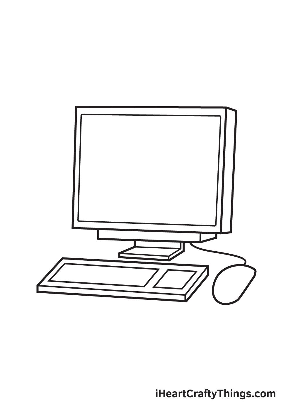 computer drawing - step 6