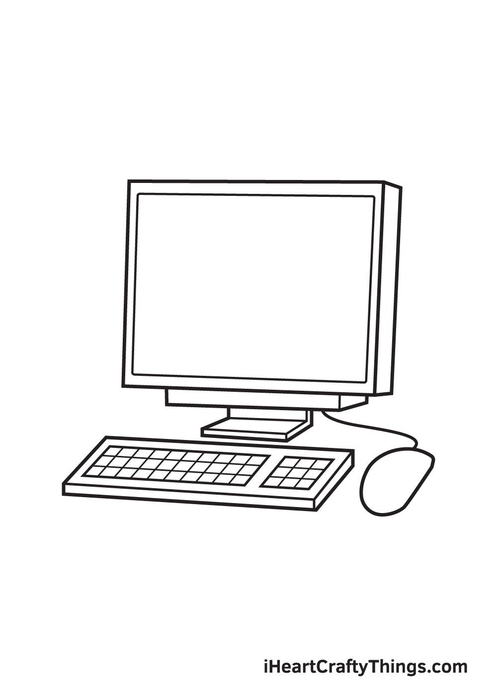 computer drawing - step 7