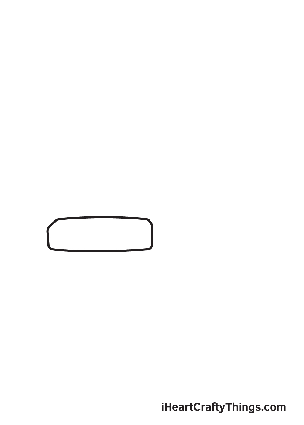 Couch Drawing – Step 1