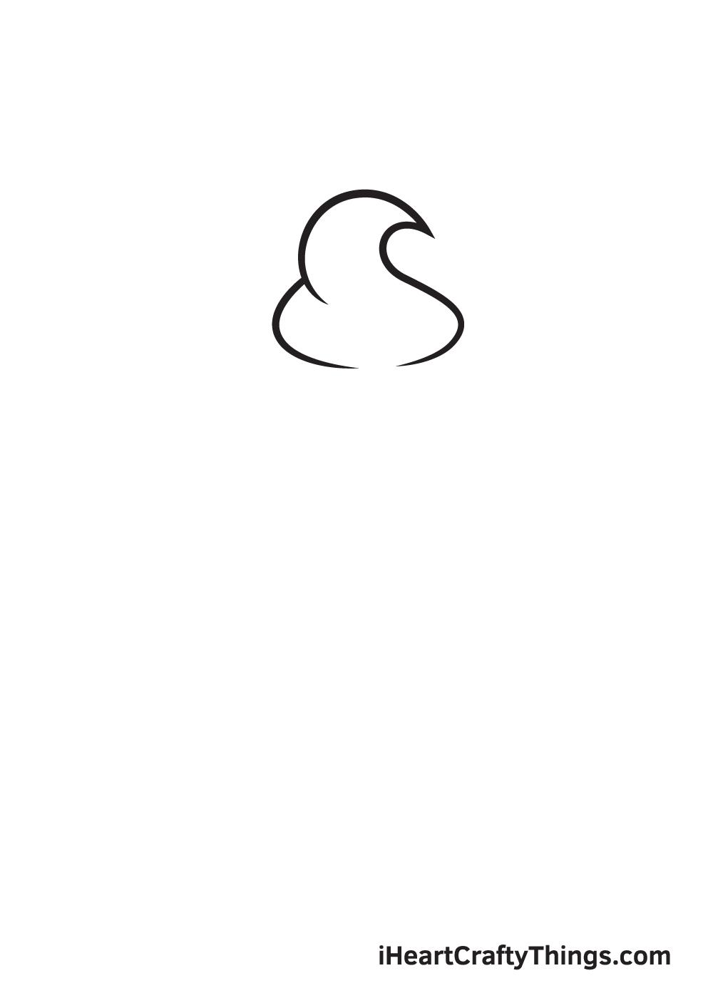 Cupcake Drawing – Step 2