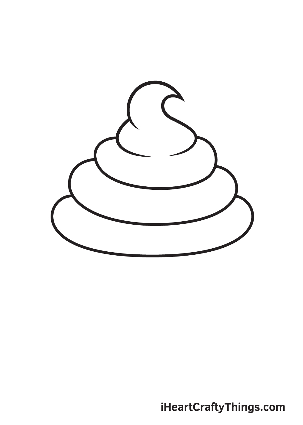 Cupcake Drawing – Step 5