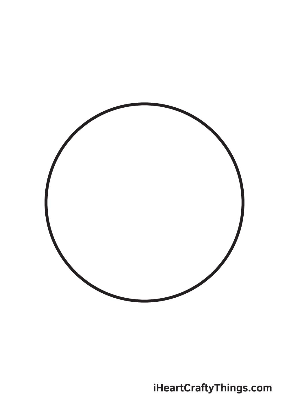 Emojis Drawing – Step 1