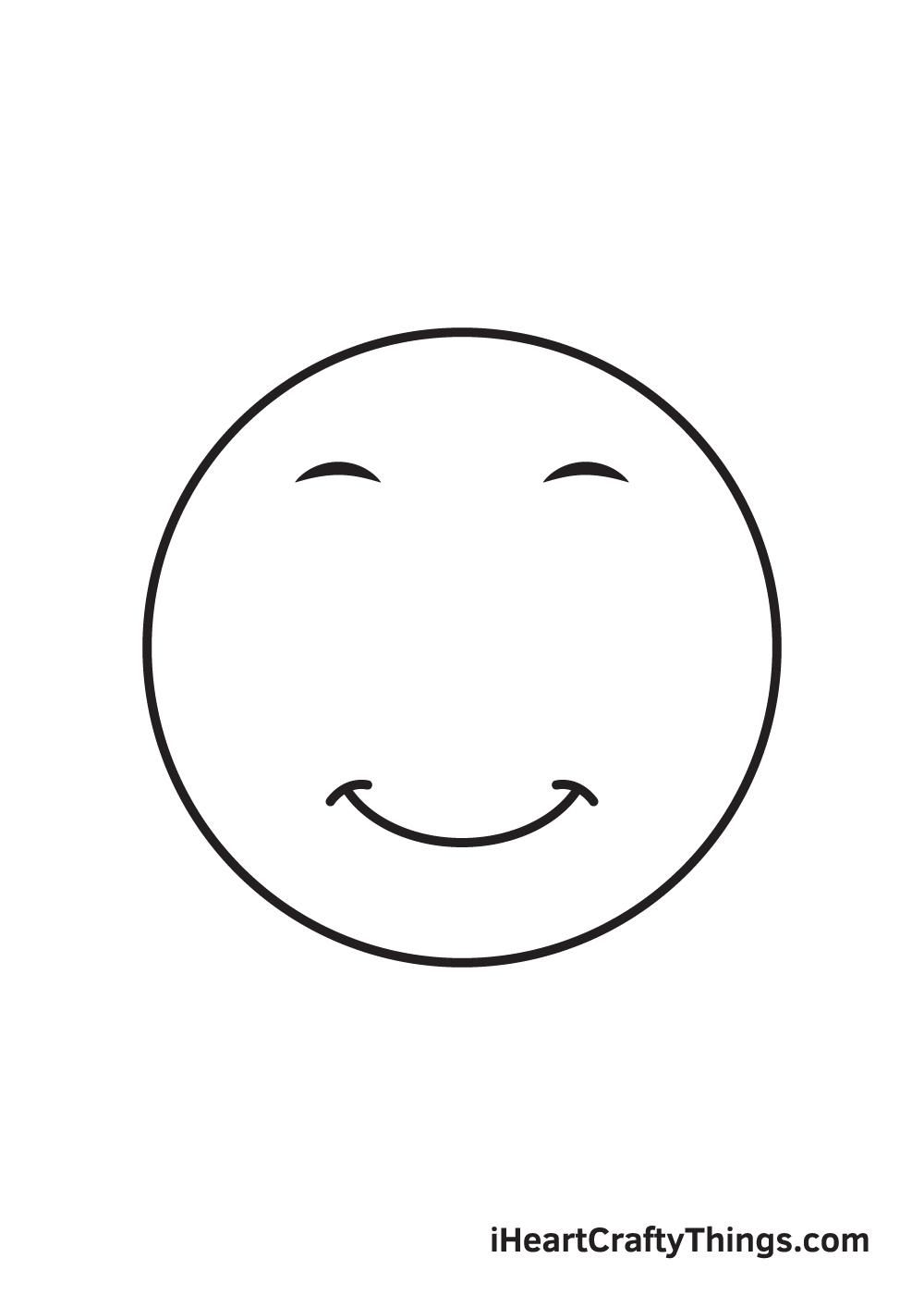 Emojis Drawing – Step 4