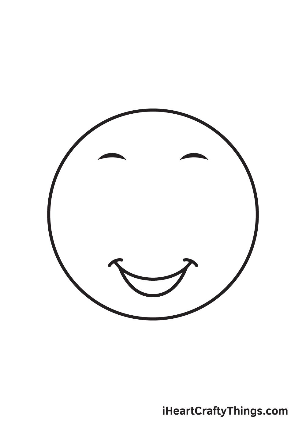 Emojis Drawing – Step 5
